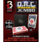 Mobile Preview: Optimum Rising Card O R C Jumbo Red by Taiwan Ben - Kartentrick