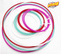 Mobile Preview: Hula Hoop Reifen - Weiß - Travel - 85cm