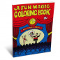 Preview: Magic Coloring Book by Royal Magic - Klein