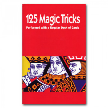 125 Tricks with Cards - Zaubertricks mit Karten