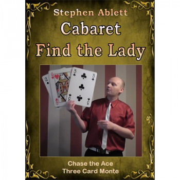 Cabaret Find the Lady by Stephen Ablett - Video - DOWNLOAD