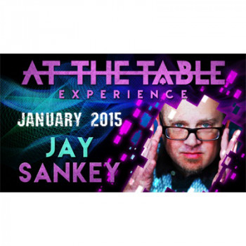 At the Table Live Lecture - Jay Sankey 01/21/2015 - Video - DOWNLOAD