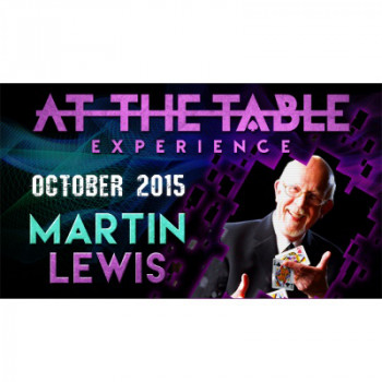 At the Table Live Lecture Martin Lewis October 21st 2015 - Video - DOWNLOAD