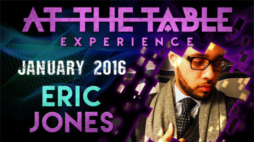 At the Table Live Lecture Eric Jones January 20th 2016 - Video - DOWNLOAD