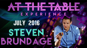 At The Table Live Lecture Steven Brundage July 20th 2016 - Video - DOWNLOAD