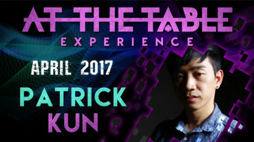 At The Table Live Lecture Patrick Kun April 5th 2017 - Video - DOWNLOAD