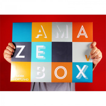 AmazeBox by Mark Shortland - Zaubertrick
