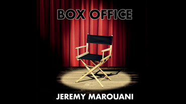 BOX OFFICE By Jeremy Marouani - Mentaltrick