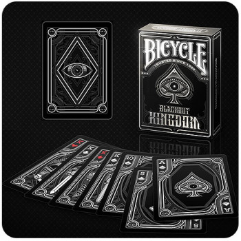 Bicycle Blackout Kingdom - Pokerdeck
