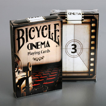 Bicycle Cinema - Pokerdeck