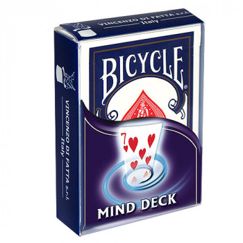 Mind Deck Bicycle - Kartentrick