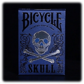 Bicycle Skull Luxury Edition - Pokerdeck