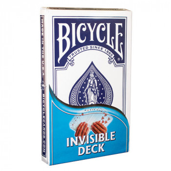 Invisible Deck - Jumbo - Blau - Bicycle