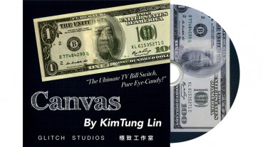 Canvas (Euro) by KimTung Lin - Zaubertrick