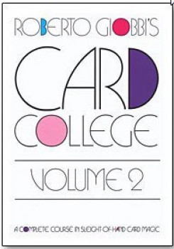 Card College Volume 2 by Roberto Giobbi - Buch