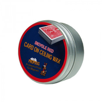 Card on Ceiling Wax by David Bonsall 15g - Rot