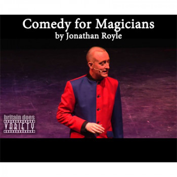 Comedy for Magicians by Jonathan Royle - eBook - DOWNLOAD