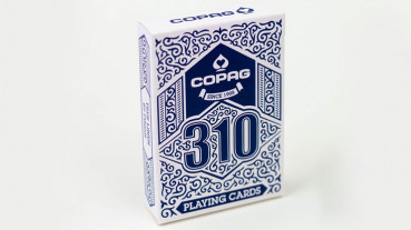 Copag 310 Playing Cards - Blau - Pokerdeck