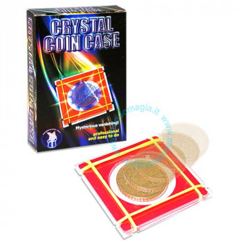 Crystal Coin Case - Zaubertrick
