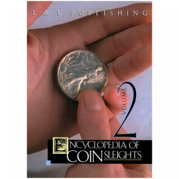 Encyclopedia of Coin Sleights Volume 2 by Michael Rubinstein - video - DOWNLOAD