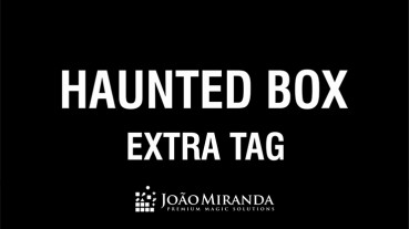 Haunted Box Extra Tag Refill by João Miranda - Nachfüllpackung