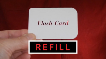 Flash Card Replacement Wire by G Sparks - Ersatz