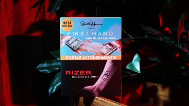 First Hand/Rizer Double Astonishments by Paul Harris - Zaubertrick