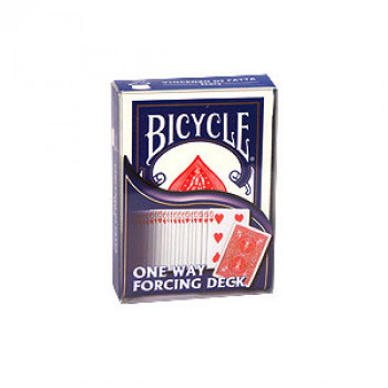 Force Deck - Assorted - Blau - Bicycle Forcierspiel - Forcing Cards - Forcierkarten