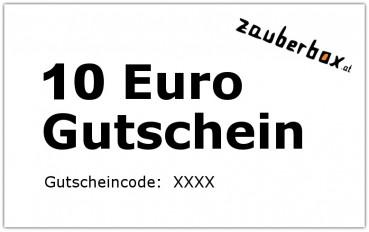 10-Euro-Gutschein