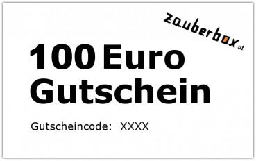 100-Euro-Gutschein