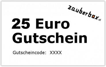 25-Euro-Gutschein