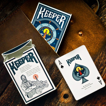 Keeper Deck - Pokerdeck