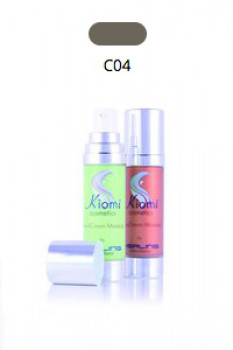 Kiomi Aqua Cream Makeup - C04 - 30ml - Theater