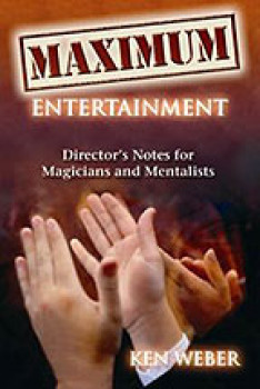 Maximum Entertainment by Ken Weber - Buch