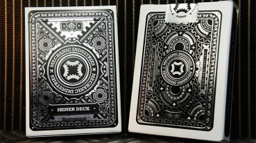 Mechanic Shiner Deck by Mechanic Industries - Pokerdeck