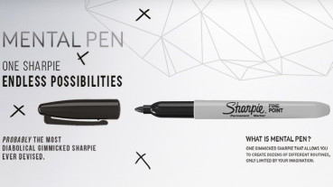 Mental Pen by Joao Miranda and Sereno - Zaubertrick