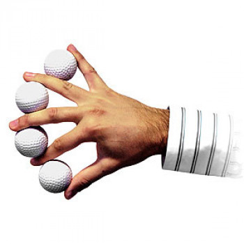 Multiplying Golf Balls by Di Fatta - Zaubertrick