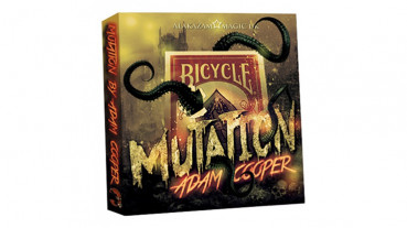 Mutation (DVD and Gimmicks) by Adam Cooper - Zaubertrick