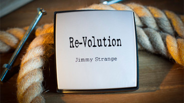 Re-Volution by Jimmy Strange - Mentaltrick