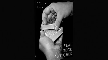 Real Deck Switch DVD by Benjamin Earl