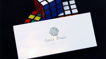 Rubik's Dream by Henry Harrius - Zaubertrick