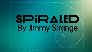 SPIRALED by Jimmy Strange - Sharpie Zaubertrick