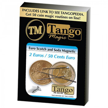 Scotch and Soda Euro (2 Euro und 50 Cent - Magnetic) by Tango