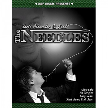The Needles by Scott Alexander and Puck - Zaubertrick