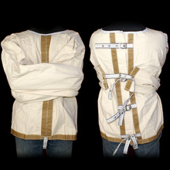 The Straitjacket Escape - Zwangsjacke - Entfesselungstrick