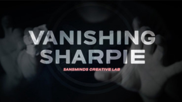 Vanishing Sharpie by SansMinds Creative Lab - Zaubertrick