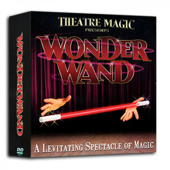 Wonder Wand by Theatre Magic - Leuchtender Schwebender Zauberstab