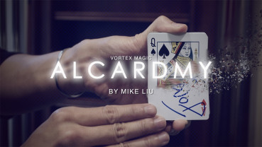 Alcardmy by Mike Liu & Vortex Magic - Kartentrick