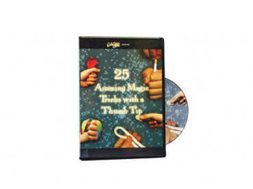 Amazing Magic Tricks with a Thumb Tip - DVD