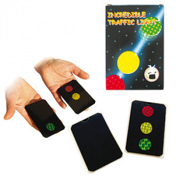 Ampelkarten Zaubertrick - Incredible Traffic Light